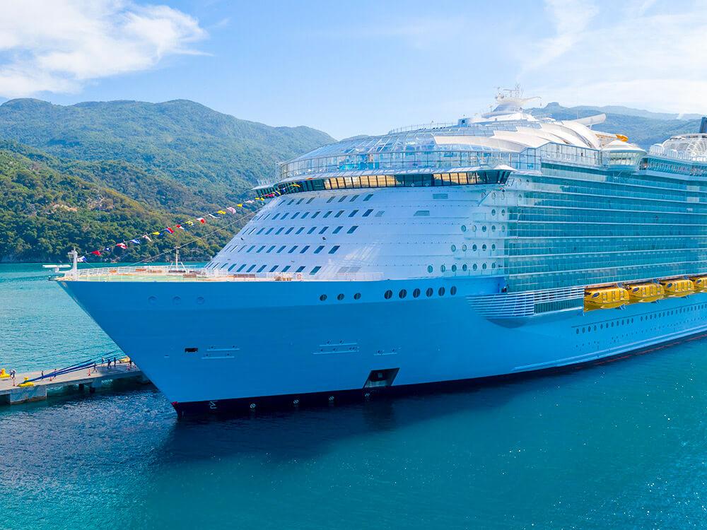Worldwide ship supply