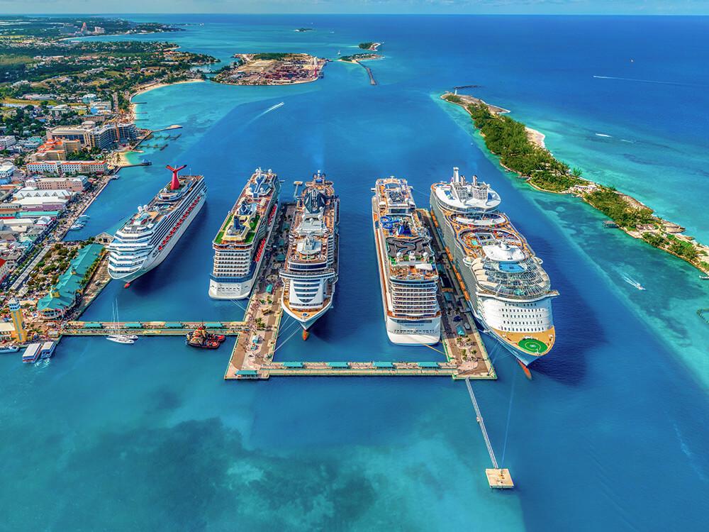 Worldwide ships supply